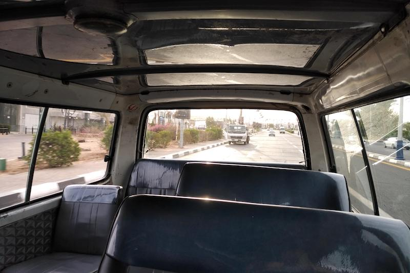 общественный транспорт шарм-эль-шейх