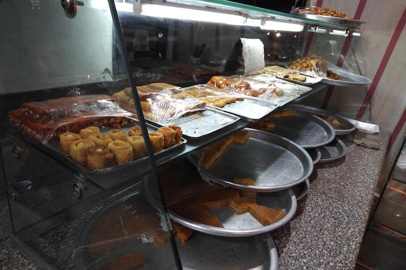 где купить восточные сладости шарм-эль-шейх
